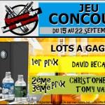 RESULTAT : 3éme Concours Bordo2 / Vapoteurs.net