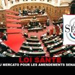 Loi Santé : Fin du mercato pour les amendements sénatoriaux