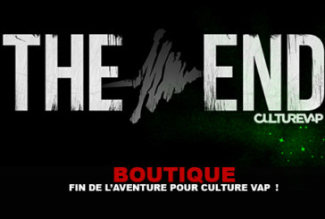 SHOP: End of the adventure for Culture Vap!