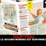 VAP'YOU: The 2th number is available!