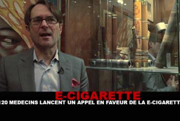 E-CIG: i medici 120 chiedono la sigaretta elettronica!