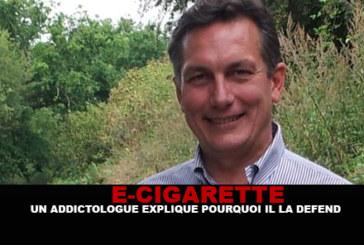 E-CIG : Un addictologue explique pourquoi il la défend !