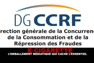 E-CIG : L'emballement médiatique qui cache l'essentiel !