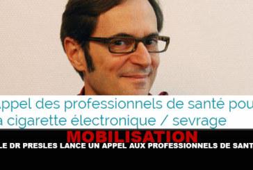 MOBILISATION : Le Dr Presles lance un appel à tous les professionnels de santé