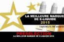 PRESELECTION: המותג הטוב ביותר של נוזל אלקטרוני 2015!