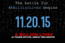 A BILLION LIVES : Le teaser officiel arrive trés bientôt !