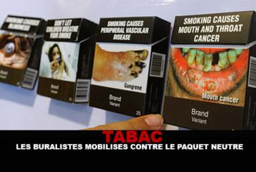 TOBACCO: The tobacconists mobilized against the neutral package!
