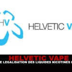 HELVETIC VAPE: No legalization of nicotine liquids in sight!