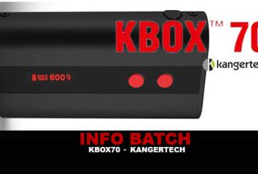 BATCH INFO: KBOX 70 (Kangertech)