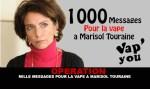 מבצע: אלף הודעות עבור VAP כדי Marisol Touraine.