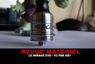 REVUE MATERIEL : Le test complet du Mirage Evo / V3 (AB1)