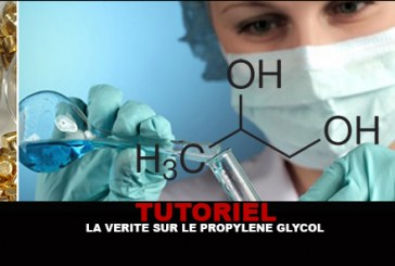 TUTORIAL: De waarheid over Propyleen Glycol!