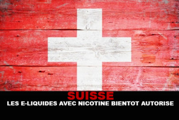 SWITZERLAND: E-liquids with nicotine soon allowed?