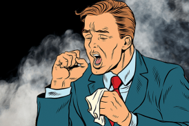 DOSSIER: The cough of the vapoteur, why the e-cigarette can cause irritation?