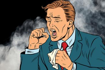 DOSSIER : La toux du vapoteur, pourquoi l'e-cigarette peut provoquer des irritations ?