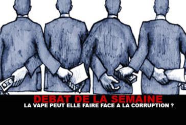 ДИСКУССИЯ: Может ли vape бороться с коррупцией?