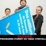SUISSE : Le «fameux» programme d'arrêt du tabac s'installe à Geneve.
