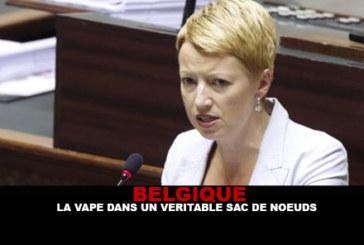 בלגיה: הוואפ בתיק אמיתי של קשרים!