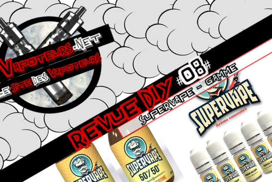 La revista DIY # 8 - SUPERVAPE - GAMA (FR)