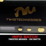 מידע נוסף: Box Twisted Messes 150w