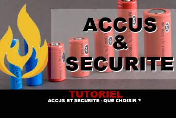 TUTORIAL: Accus and Security - What to choose?