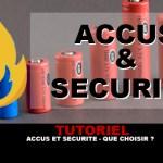 Учебник: Accus и безопасность - что выбрать?