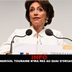 INFO: Marisol Touraine will not go to the Quai d'Orsay ...
