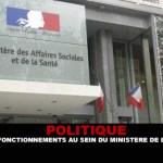POLITIQUE : Des dysfonctionnements au sein du ministère de la Santé !