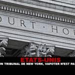 USA: per un tribunale di New York, Vapoter non fuma!