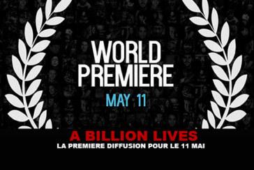 ΜΙΑ ΒΙΒΛΙΟ ΖΩΝΤΑΕΙ: Η πρώτη εκπομπή για το 11 May!