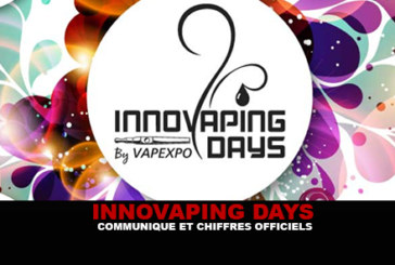 INNOVAPING DAYS: Press release and official figures