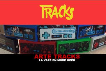 ARTE TRACKS: De damp in geek-modus!