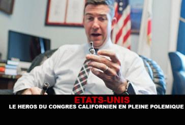 ETATS-UNIS : Le héros du congrès californien en pleine polémique…