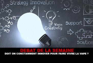 辩论:我们必须不断创新才能让vape活跃起来吗?