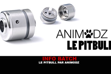 INFO BATCH : Le Pitbull par Animodz