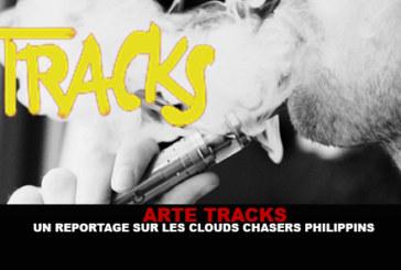 מסלולים: דיווח על רודפי ענן פיליפינים.