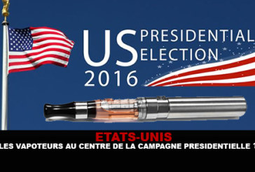 USA: The vote of the vapers at the center of the presidential campaign?
