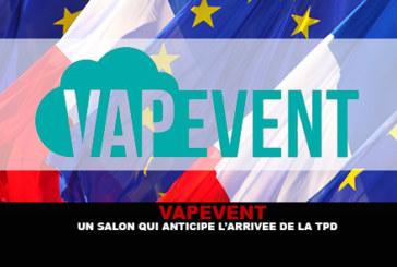 VAPEVENT: un salone che anticipa l'arrivo del TPD!