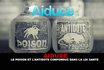 AIDUCE: The poison and antidote confused in the health law