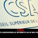 CSA : La publicité audiovisuelle interdite au 20 mai pour la e-cigarette.