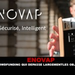 ENOVAP: A crowdfunding that goes far beyond the objectives!