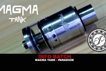 INFO BATCH : Magma Tank (Paradigm)