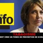 TOBACCO: הממשלה יוצרת קרן למניעת 32 מיליוני יורו.