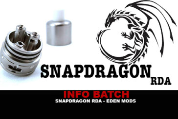 INFO BATCH : Snapdragon RDA (Eden Mods)