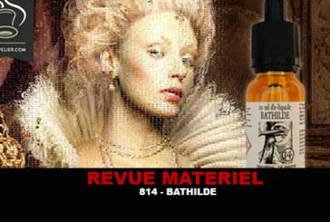 RECENSIONE: BATHILDE (E-LIQUID HISTORY RANGE) DI 814