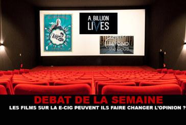 DEBATTE: Können E-Zigaretten-Filme deine Meinung ändern?
