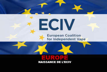 EUROPE: Birth of the union of independent professionals of the vape.