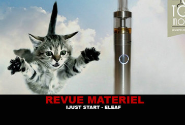 REVUE : IJUST START+ KIT PAR ELEAF