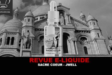 REVUE : SACRÉ CŒUR (GAMME LA PARISIENNE) PAR JWELL