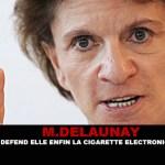 M.DELAUNAY: ¿Le defiende finalmente el cigarrillo electrónico?